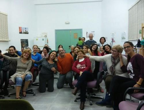 La risa viaja a Fortuna (Murcia) De un comienzo formal hasta terminar todo el público cogiendose de las orejas.